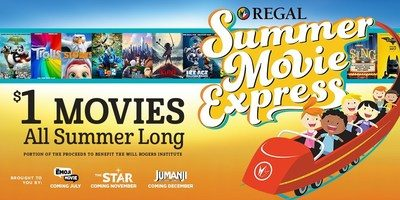 Regal Entertainment Group Summer Movie Express