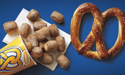 Now Open - Auntie Anne's Pretzels