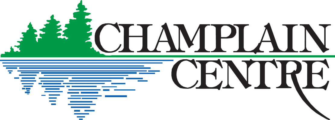 Champlain Centre Transparent Logo