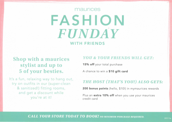 Maurices ff2